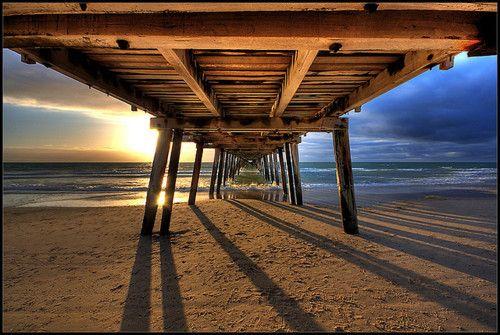 Henley Beach, Adelaide Australia. Been here :)
