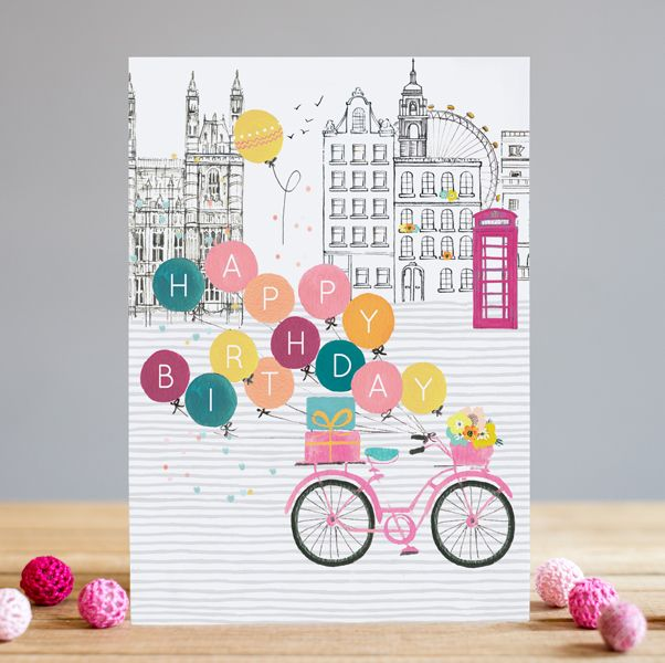 Gorgeous Louise Tiler cards now available at Meggie's & online at www.shopmeggies.co.uk