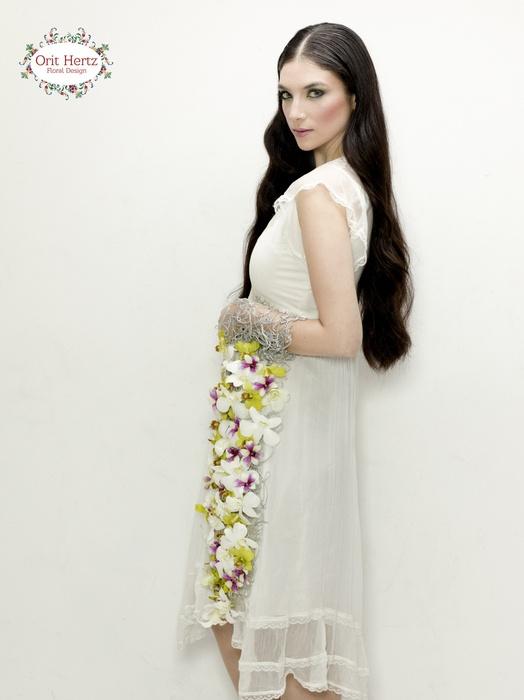 Floral Design & styling - Orit Hertz Photographer - Shay Kedem Makeup - Orit Visel Hair - Umai Shitrit