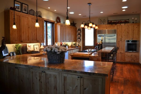 Our kitchen Country Design Style