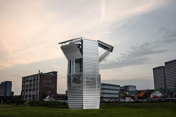 La máquina que convierte smog en cristales para joyería @alvarodabril @kickstarter