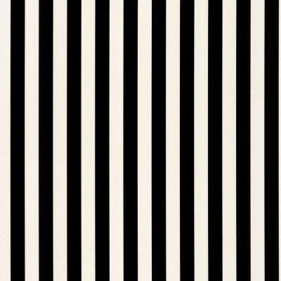 56 sq ft black and white stripe wallpaper home colors - Black and white striped wall ...