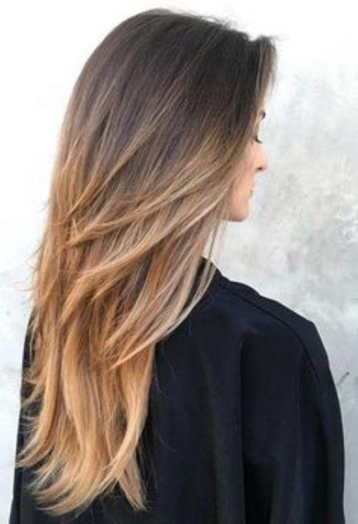 21 Fabelhafte Lange Layered Frisuren 2017 Frisuren Trends Haar
