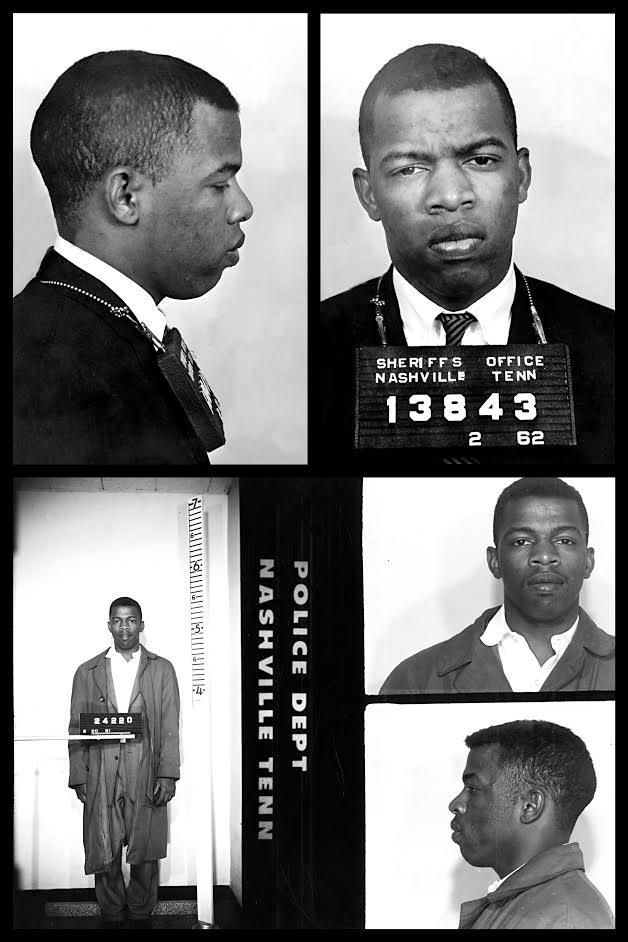 """John Lewis' Arrest Records Are Finally Uncovered - """"Good trouble"""" led to real consequences for the civil rights agitator"""