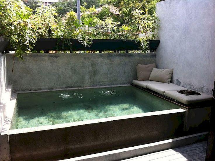 82 Swimming Pool Ideas Kleiner Garten Kleiner Hinterhof Terrasse Garten Pool Selber Bauen Wasserbecken Garten
