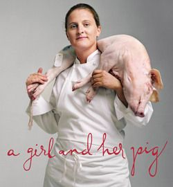 An excerpt from New York chef April Bloomfield's forthcoming cookbook, A Girl and Her Pig - consider yourself pre-ordered.