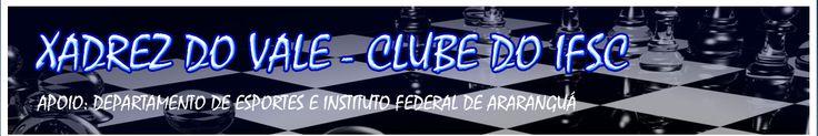 Torneio Reabertura  Clube IFSC/Araranguá 2016 Classificação