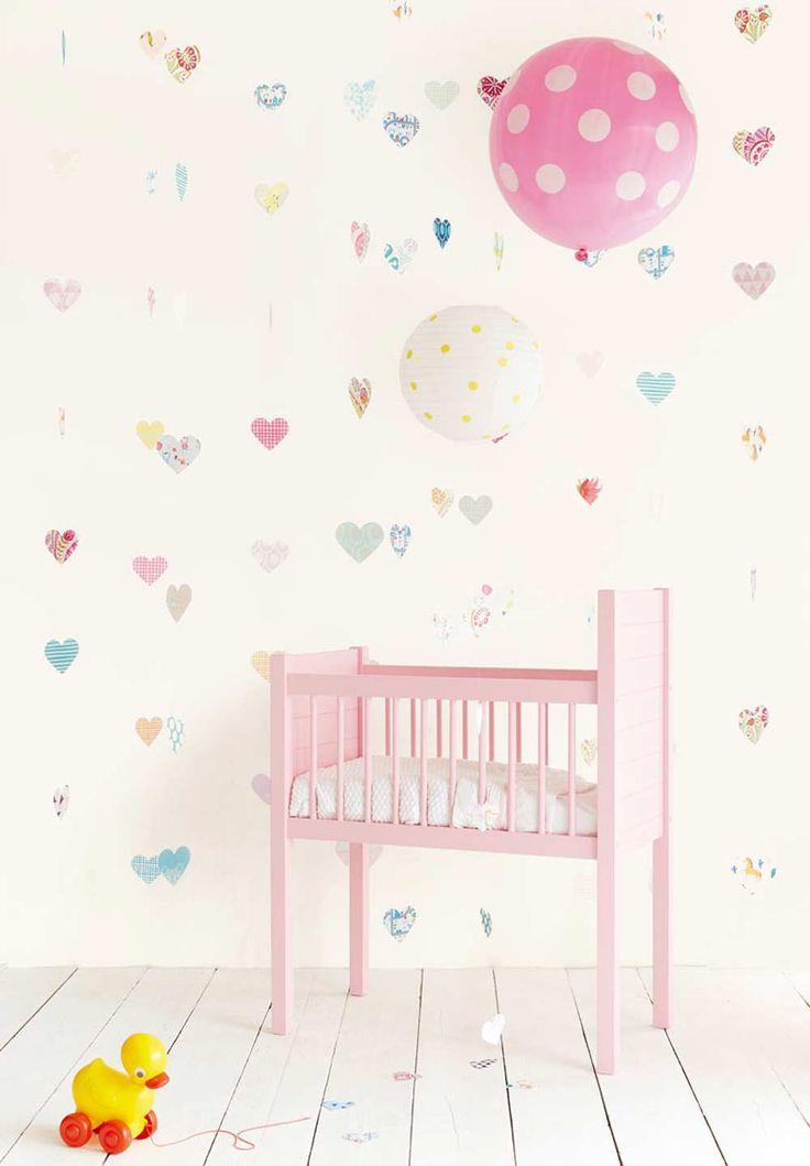 Babyzimmer Tapeten Vlies : ?ber 1.000 Ideen zu ?Kinderzimmer Tapete auf Pinterest Zimmer
