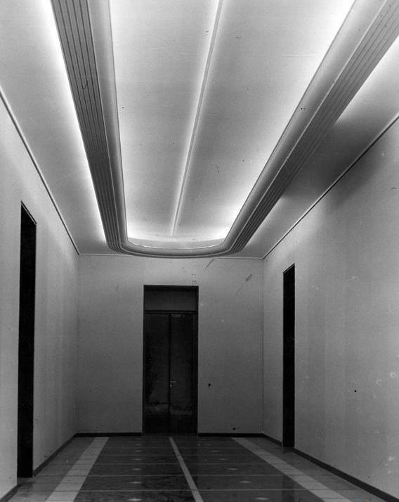 MSZ/Warsaw/Poland  arch.Bohdan Pniewski bud.1935-37