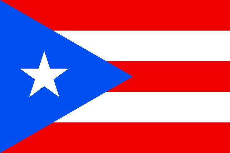 Flag of Porto Rico