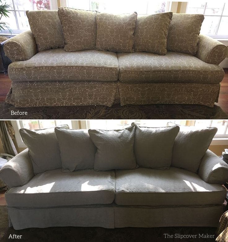Sofa Slipcover Tips: Sofa Update With A Slipcover Copy In Manchester Natural