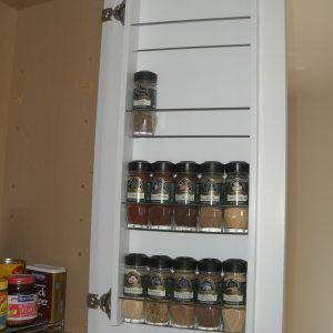 Die besten 25+ Cabinet door spice rack Ideen auf Pinterest ...