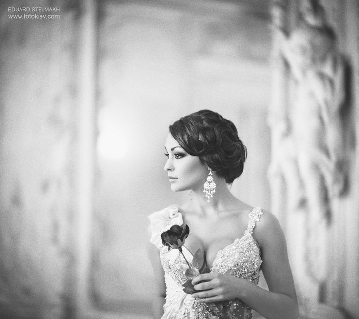 WEDDING PORTRAIT by Eduard Stelmakh, via 500px