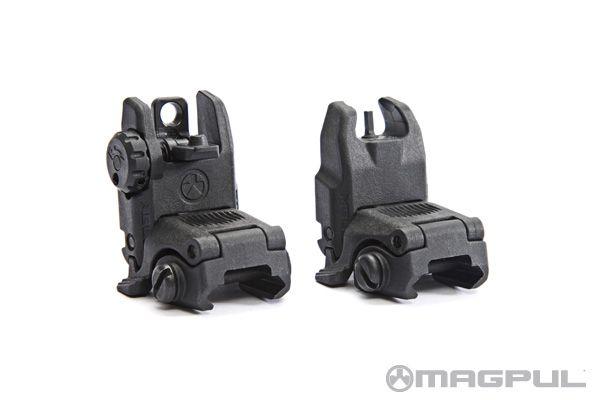 Magpul MBUS Rifle Sights.