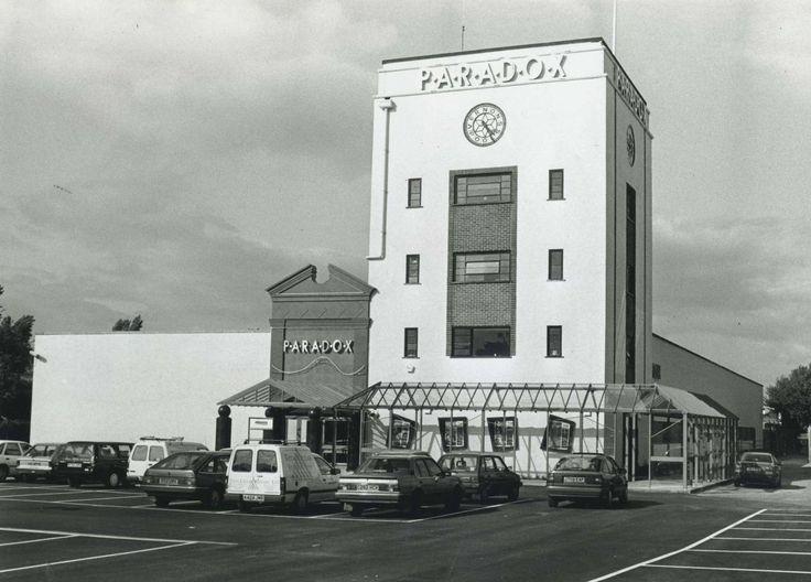 Paradox - Liverpool Echo