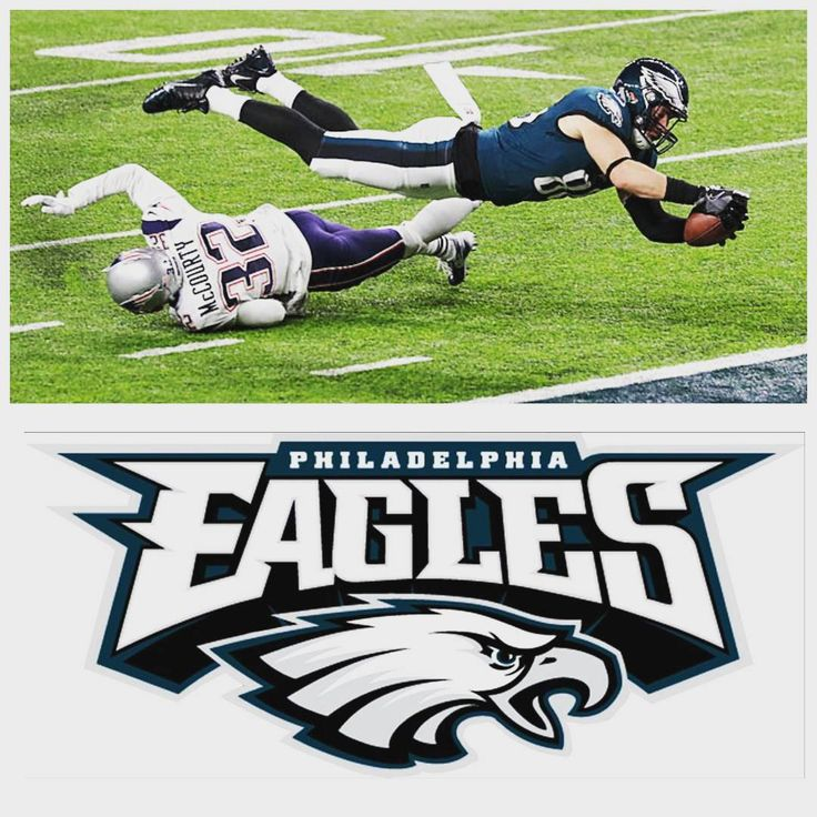 #superbowl2018  #philadelphiaeagles #zachertz #touchdown #greatjob