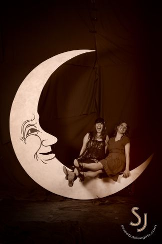 Gatsby Party Paper Moon