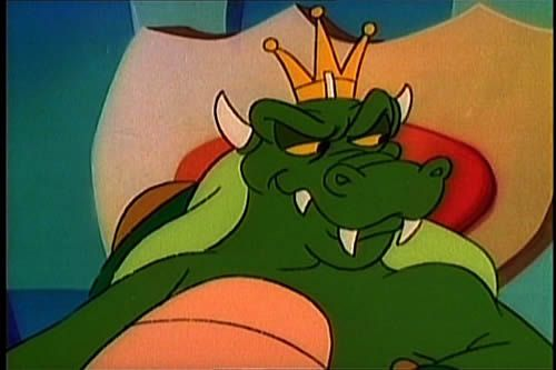 #KingKoopa in the #SuperMarioBrosSuperShow  Check out his top 10 quotes at http://www.superluigibros.com/10-of-king-koopas-finest-quotes-from-the-super-mario-bros-super-show