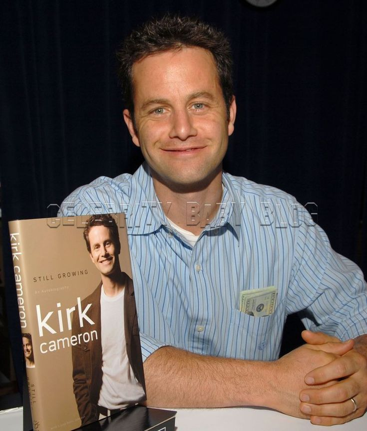 Kirk Cameron...uncompromising Christian!!  If you haven't seen the movie Fireproof...it's a must see!