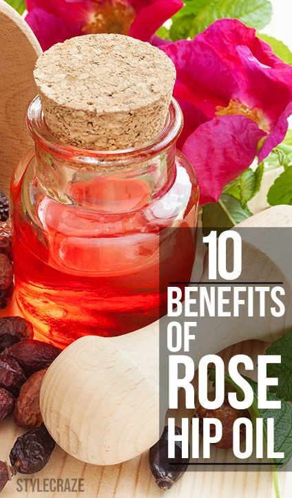 10 Amazing Benefits Of Rose Hip Oil