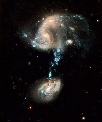 Interacting Galaxies Group Arp 194