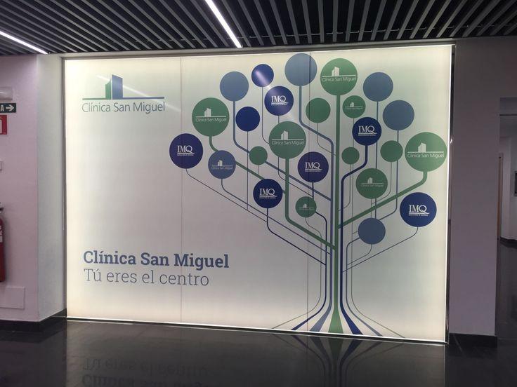 Photocall Clínica San Miguel