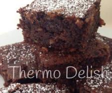 Recipe Peanut Butter, Zucchini & Chocolate Brownies by Elisha Squire - Recipe of category Baking - sweet
