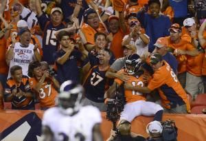 Peyton Manning throws NFL record 7 TDs as Broncos rout Ravens 2013 Season, Game 1: 49-27 victory over the Baltimore Ravens