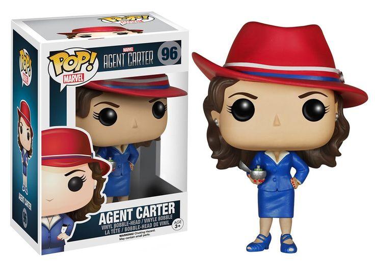 Pop! Marvel: Agent Carter