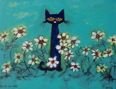 Pete the Cat | Pickin' Daisies