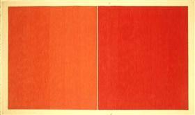 Red Baron - Gene Davis