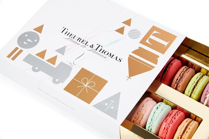Theurel & Thomas Design by www.anagrama.com