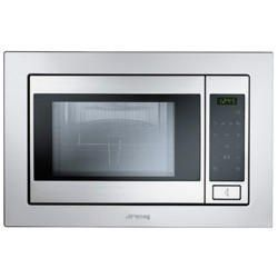 Buy Smeg FME20TC3 Built-in 850W Touch Control Microwave Oven with Grill from Appliances Direct - the UK's leading online appliance specialist