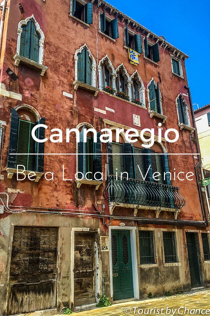 Cannaregio | 5 Ways to Live Venice like a Local Welcome to Cannaregio, Venice. Home to the oldest Jewish Ghetto in the world, Gondola Ferry and the best way to live this unique city as a true local.