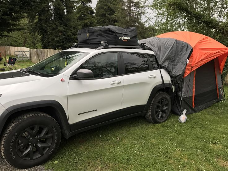 5 day road trip with my handy dandy new Jeep tent http://ift.tt/1SYUgnR