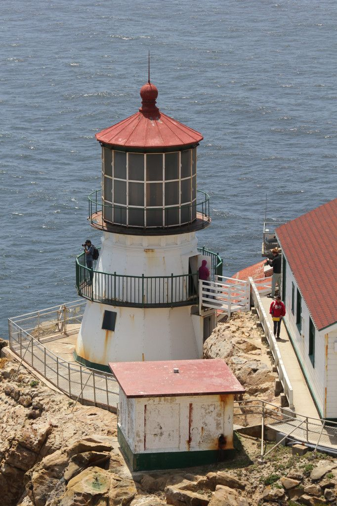 Best of Point Reyes, California: The Point Reyes Lighthouse   Photo tour via imwaytoobusy.com.