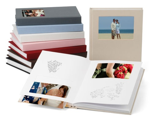 Adesso Albums Instant Photo Guest Book For Digital Prints