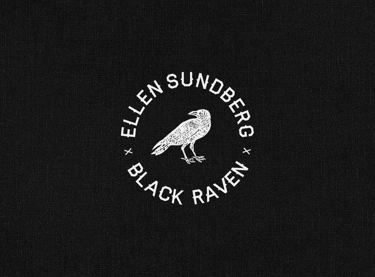 Ellen Sundberg - Black Raven - Studio Papa