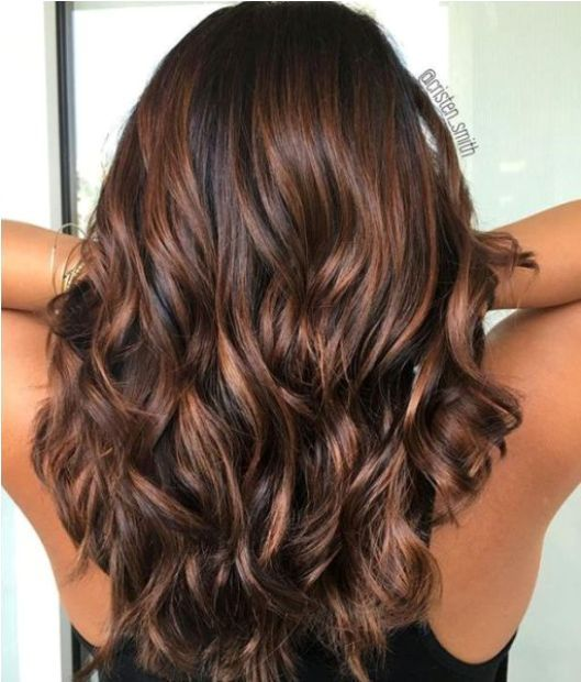 best 20 balayage chocolat ideas on pinterest m ches de. Black Bedroom Furniture Sets. Home Design Ideas