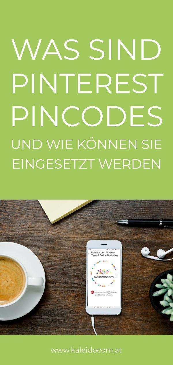 Was sind Pincodes & was bedeuten sie für mein Business