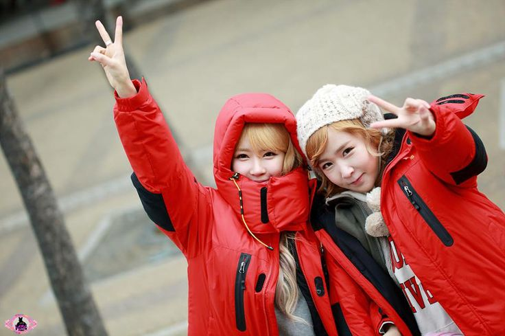 Ellin with Choa