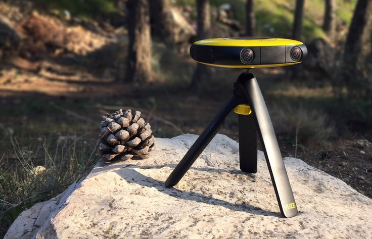 Vuze camera shoots 3D VR video for under $1,000