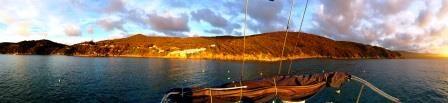 Viticcio Cove, North side Elba island , Procchio bay