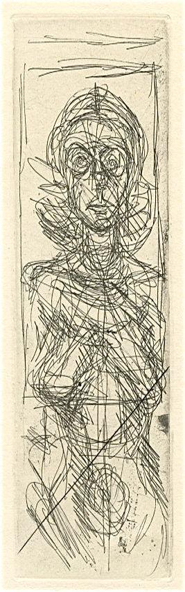 Annette de face 1956 Alberto Giacometti  https://www.artexperiencenyc.com/social_login/?utm_source=pinterest_medium=pins_content=pinterest_pins_campaign=pinterest_initial