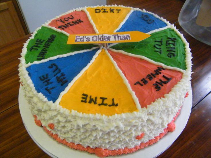50th Birthday - 50th Birthday cake.
