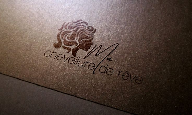 My Clients goal : She need a nice and attractive logo for her company. The company is a store of professional hairdressing products. She open to consumers but also a supplier for hairdressing salon. The name of the company is Ma chevellure de rêve.