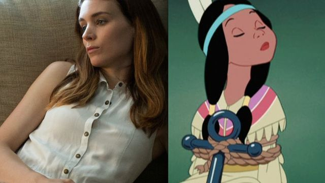 Today in Hollywood whitewashing: Rooney Mara cast as Tiger Lily in Joe Wright's Pan