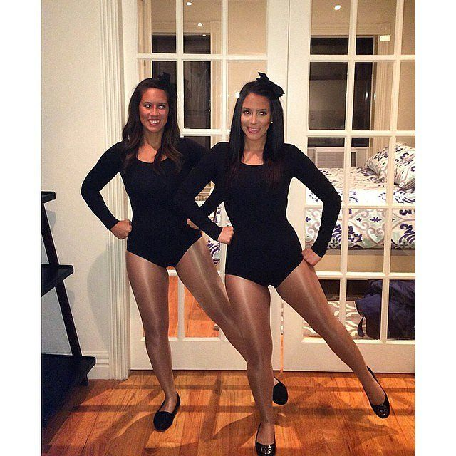 Grab your best friend because you're going shopping...for Halloween costumes!