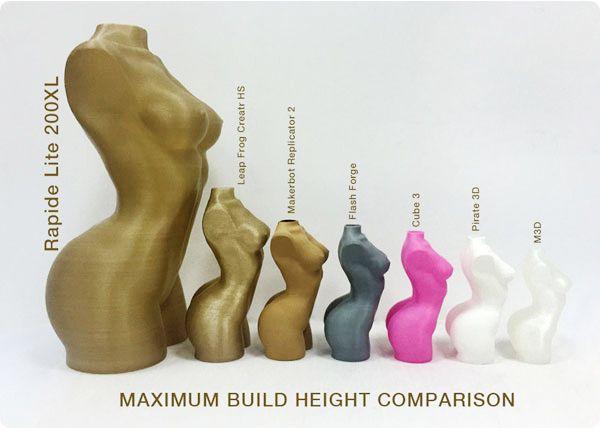 Size Comparison Picture
