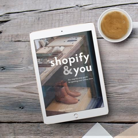 The third edition of my book on Shopify is now available. It's an easy-to-use, step-by-step guide that covers all you need to know about designing, setting up and running a truly awesome online store with Shopify.